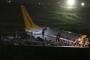 Sabiha Gökçen'de uçak pistten çıktı: 3 kişi hayatını kaybetti, 180 kişi yaralandı