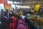 Edremit'te Eğitim Sen üyesi kadın emekçiler 8 Mart öncesi kahvaltıda buluştu