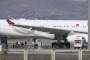 İran'dan gelen uçak koronavirüs şüphesiyle Esenboğa Havalimanına indi