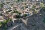 Diyarbakır'ın tarihi surları da çatışmalarda zarar gördü