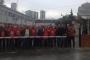 Kartal Belediyesi'nde taşeron işçiler iş bıraktı