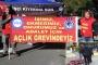 Silivri'de zabıtalar direnişçi belediye işçisini darbetti