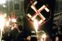 'Kristal gece'nin yıl dönümünde mültecilere yönelik saldırılar protesto edildi