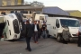 Biri tarım işçilerini taşıyan iki minibüs çarpıştı: 23 yaralı