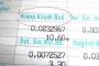 Mahkeme tüketiciyi haklı buldu 469 TL kayıp kaçak ve sayaç okuma bedeli göre ödendi!