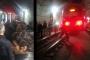 Marmaray'da teknik arıza: Yolcular raylara inerek yürüdü