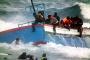 Akdeniz'de 4 tekne alabora oldu: 400 mülteci öldü
