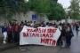 Derimsan direnişine Mata işçilerinden destek