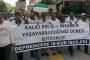 Vanlı taşeron işçiler barış ve kalıcı iş için 1 Mayıs'ta
