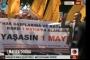 Güneşli'de nakış işçilerinden 1 Mayıs yürüyüşü