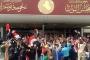 Bağdat'ta protestocular Parlamento binasına girdi