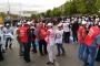 İstanbul'da yürüyüş kortejleri toplanmaya başladı