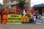 Elazığ 1 Mayısı: Savaşa karşı barışı haykıralım