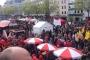 Almanya'da 1 Mayıs eylemlerine 400 bin emekçi katıldı