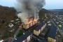 İsveç'te büyük yangında 156 evsiz kaldı