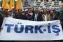 Türk-İş, kiralık işçiliğe karşı eylem yaptı
