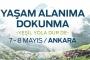 Ankara'da 'Yeşil Yola Dur De' Sempozyumu