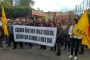 'Laik eğitim' eylemi yapan Eğitim Sen yöneticisine saldırı