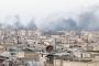 Halep'te ateşkes ve çatışma bir arada