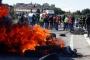 Fransa'da grevler yayılırken polisin saldırısı şiddetlendi