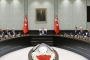 Erdoğan başkanlığındaki Bakanlar Kurulu toplantısı sona erdi