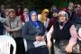 Maden işçilerinin eylemi  aile desteğiyle sürüyor!