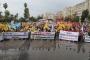 Adana'da emekçiler laik ve iş güvencesi için yürüdü