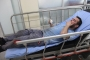 Yataş'ta 3 işçi hastanelik oldu