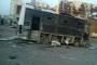 Silopi'de patlama: 4 kişi öldü, 5'i polis 19 kişi yaralandı