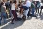 Erdoğan ve Yıldırım'ı protesto eden 6 kişi gözaltına alındı