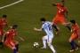 Lionel Messi Arjantin milli takımına veda etti