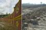 Lice'de PKK'lilerin defnedildiği mezarlık yıkıldı