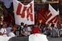 Taraftar grupları, darbe girişimine karşı Taksim'e yürüdü