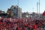 Taksim'de günler sonra ilk kez