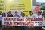 Martı Projesi Kabataş'ta protesto edildi
