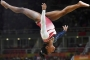 Jimnastikte altın madalya Simone Biles'ın