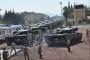 İstanbul'dan İslahiye'ye tank ve obüsler taşındı