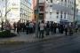 Kadıköy'deki Cerablus eylemine polis engeli