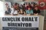 Adana'da keyfi gözaltılara tepki
