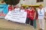 KESK İstanbul Şubeler Platformu Tedi işçilerini ziyaret etti
