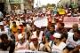 Avcılar Belediyesi işçileri kıyıma karşı CHP'ye yürüdü