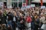 İsveç'te binlerce sağlık emekçisi meydanlara çıktı