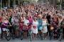 Süslü Kadınlar Bisiklet Turu: Süslen, bisikletine bin gel...