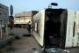 Tarım işçilerini taşıyan minibüs, kaza yaptı: 31 yaralı