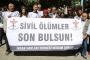 İHD Dersim Şubesi, sivil ölümlerine dikkat çekti