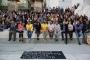 Dersim'de eğitimcilerin oturma eylemi 9. gününde