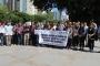 Adana'da 'Tek sese hayır' denildi