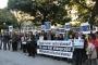 Eskişehir'de, televizyon kanallarının kapatılmasına tepki