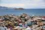 Tarihi adaya 'çöp' manzarası