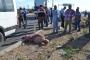İşçileri taşıyan minibüs kaza yaptı: 18 yaralı